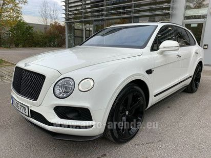 Buy Bentley Bentayga W12 4WD 2019 in Italy, picture 1