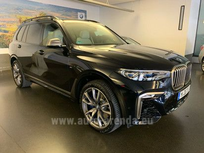 Buy BMW X7 M50d 2019 in Italy, picture 1