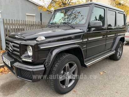 Buy Mercedes-Benz G 350 d 2018 in Italy, picture 1