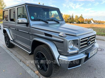 Buy Mercedes-Benz G 500 2018 in Italy, picture 1