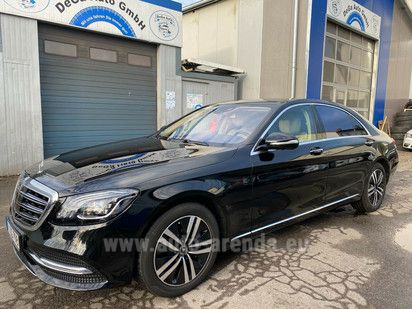 Buy Mercedes-Benz S 400 d Long 4Matic 2018 in Italy, picture 1