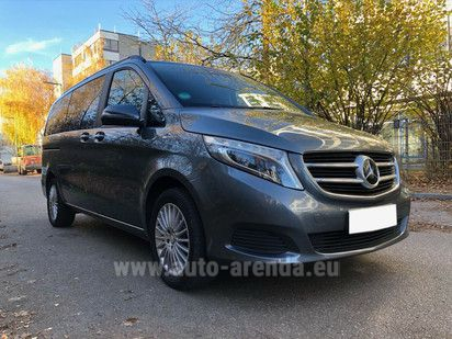 Buy Mercedes-Benz V 250 CDI Long 2017 in Italy, picture 1