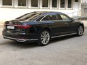 Rent-a-car Audi A8 Long 50 TDI Quattro in Milan, photo 2