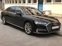 Rent-a-car Audi A8 Long 50 TDI Quattro in Milan, photo 1