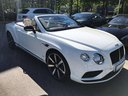 Rent-a-car Bentley Continental GTC V8 S in Sicily, photo 2