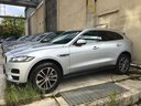 Rent-a-car Jaguar F-Pace in Milan, photo 2