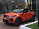 Rent-a-car Land Rover Range Rover Evoque HSE Cabrio SD4 with its delivery to Venice airport, photo 2