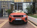 Rent-a-car Land Rover Range Rover Evoque HSE Cabrio SD4 with its delivery to Venice airport, photo 4