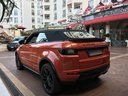 Rent-a-car Land Rover Range Rover Evoque HSE Cabrio SD4 with its delivery to Venice airport, photo 3