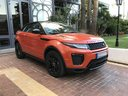 Rent-a-car Land Rover Range Rover Evoque HSE Cabrio SD4 with its delivery to Venice airport, photo 1