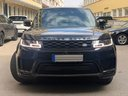 Rent-a-car Land Rover Range Rover Sport with its delivery to Rome-Ciampino airport, photo 3
