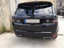 Rent-a-car Land Rover Range Rover SPORT in Milan, photo 4