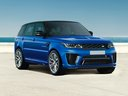 Rent-a-car Land Rover Range Rover Sport SVR V8 in Naples, photo 1
