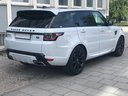 Rent-a-car Land Rover Range Rover Sport White in Sorrento, photo 2