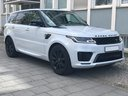 Rent-a-car Land Rover Range Rover Sport White in Sorrento, photo 1