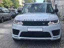 Rent-a-car Land Rover Range Rover Sport White in Sorrento, photo 3