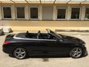 Rent-a-car Mercedes-Benz C 180 Cabrio AMG Equipment Black in Naples, photo 2