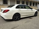 Rent-a-car Mercedes-Benz C-Class C43 AMG Biturbo 4MATIC White in Verona, photo 4
