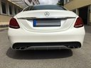 Rent-a-car Mercedes-Benz C-Class C43 AMG Biturbo 4MATIC White in Verona, photo 6