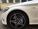 Rent-a-car Mercedes-Benz C-Class C43 AMG Biturbo 4MATIC White in Verona, photo 11
