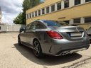 Rent-a-car Mercedes-Benz C-Class C43 AMG BITURBO 4Matic in Italy, photo 2