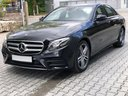 Rent-a-car Mercedes-Benz E 450 4MATIC saloon AMG equipment in Bologna, photo 2
