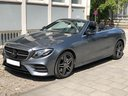 Rent-a-car Mercedes-Benz E 450 Cabriolet AMG equipment with its delivery to Venice airport, photo 1