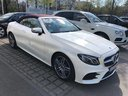 Rent-a-car Mercedes-Benz E-Class E 300 Cabriolet equipment AMG in Naples, photo 6