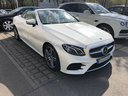 Rent-a-car Mercedes-Benz E-Class E 300 Cabriolet equipment AMG in Naples, photo 2