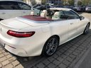 Rent-a-car Mercedes-Benz E-Class E 300 Cabriolet equipment AMG in Naples, photo 4