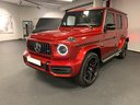 Rent-a-car Mercedes-Benz G 63 AMG biturbo with its delivery to Roma-Fiumicino airport, photo 2