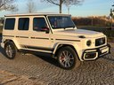 Rent-a-car Mercedes-Benz G 63 AMG White in Province of Siena, photo 1