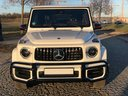 Rent-a-car Mercedes-Benz G 63 AMG White in Province of Siena, photo 3