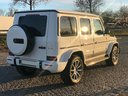 Rent-a-car Mercedes-Benz G 63 AMG White in Province of Siena, photo 2