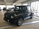 Rent-a-car Mercedes-Benz G63 AMG V8 biturbo with its delivery to Rome-Ciampino airport, photo 1