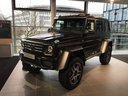Rent-a-car Mercedes-Benz G-Class G 500 4x4² V8 in Province of Siena, photo 1