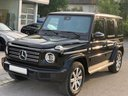 Rent-a-car Mercedes-Benz G-Class G500 Exclusive Edition with its delivery to Rome-Ciampino airport, photo 1