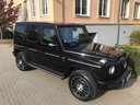 Rent-a-car Mercedes-Benz G-Class G500 Exclusive Edition with its delivery to Rome-Ciampino airport, photo 10