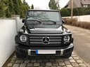 Rent-a-car Mercedes-Benz G-Class G500 Exclusive Edition with its delivery to Rome-Ciampino airport, photo 12