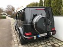 Rent-a-car Mercedes-Benz G-Class G500 Exclusive Edition with its delivery to Rome-Ciampino airport, photo 13