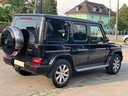 Rent-a-car Mercedes-Benz G-Class G500 Exclusive Edition with its delivery to Rome-Ciampino airport, photo 4
