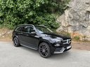 Rent-a-car Mercedes-Benz GLS 400d BlueTEC 4MATIC, TV, AMG equipment, VIP in Amalfi Coast, photo 4