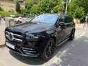 Rent-a-car Mercedes-Benz GLS 400d BlueTEC 4MATIC, TV, AMG equipment, VIP in Amalfi Coast, photo 2