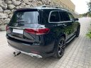 Rent-a-car Mercedes-Benz GLS 400d BlueTEC 4MATIC, TV, AMG equipment, VIP in Amalfi Coast, photo 3