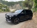 Rent-a-car Mercedes-Benz GLS 400d BlueTEC 4MATIC, TV, AMG equipment, VIP in Amalfi Coast, photo 5