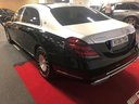 Rent-a-car Maybach S 560 4MATIC AMG equipment Metallic and Black in Portofino, photo 5
