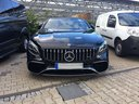 Rent-a-car Mercedes-Benz S 63 AMG Cabriolet V8 BITURBO 4MATIC+ in Milan, photo 8