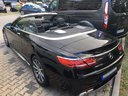 Rent-a-car Mercedes-Benz S 63 AMG Cabriolet V8 BITURBO 4MATIC+ in Milan, photo 2