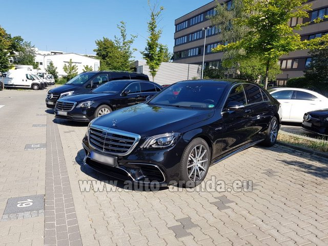 Pisa mercedes benz s 63 amg long rental for Mercedes benz s 63 amg