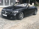Rent-a-car Mercedes-Benz S-Class S 560 Cabriolet 4Matic AMG equipment in Italy, photo 1